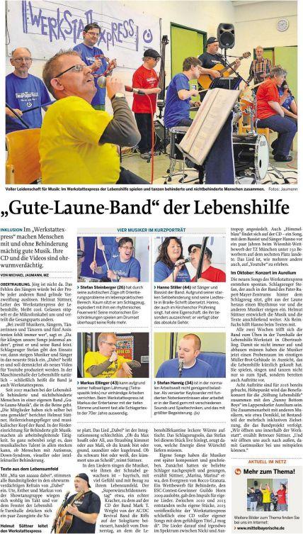 Regensburg Mittelbayerische Zeitung
